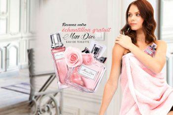 Echantillon Parfum Dior Make Me Miss Gratuit