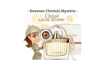 Eau de parfum chloé love story
