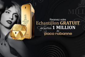 Echantillon Parfum 1 Million Paco Rabanne